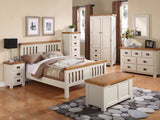 Heritage Oak Painted Bedroom Range