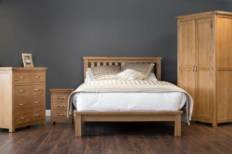 Ordinaire Manhattan Bedroom Range Oak