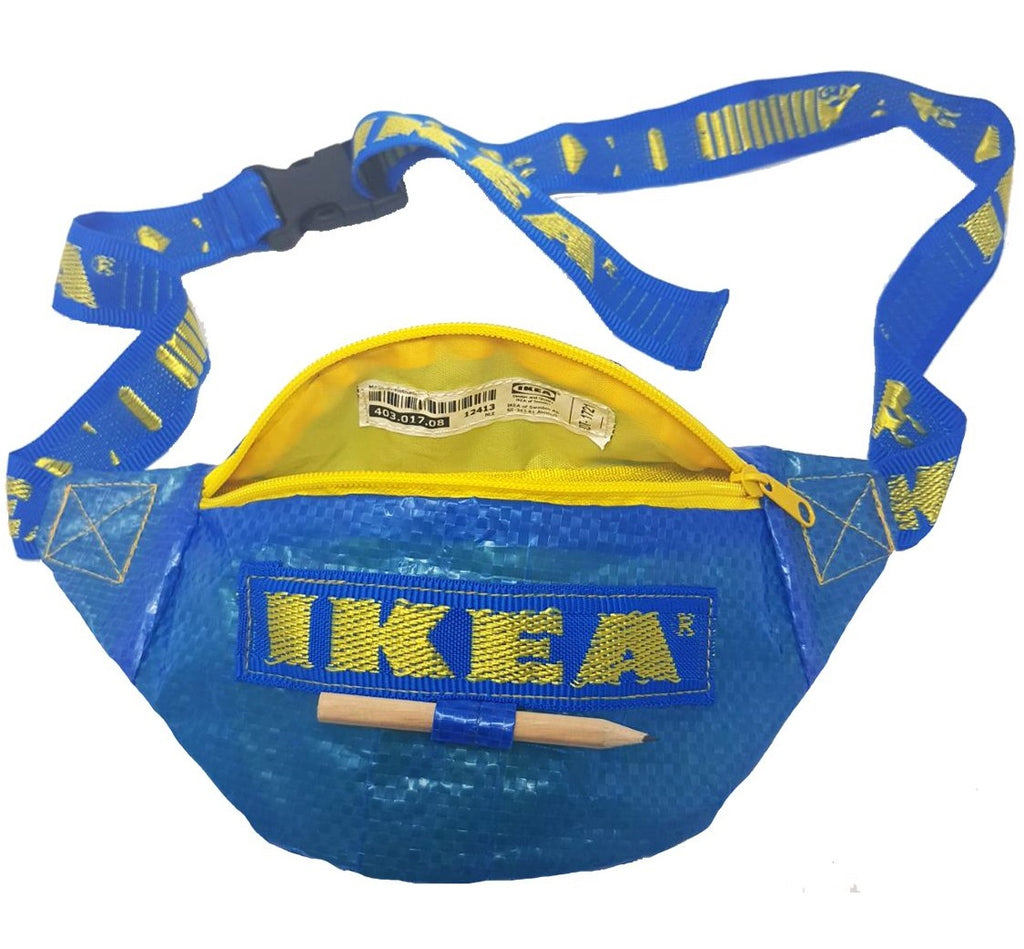 The IKEA Bumbag Bag Holder Festival Urban Fashion Fanny Pack Streetwear