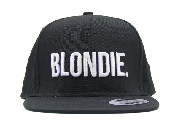 Blondie Baseball Cap Snapback Fashion Embroidered Snapback Cap Trending Hat