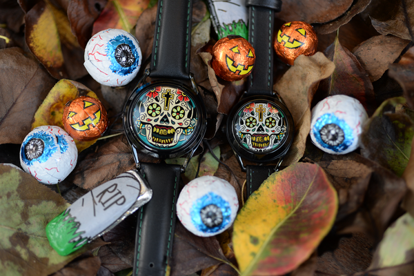 The perfect watches for Halloween: our memento mori collection
