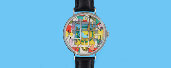 Designing a watch by Edward Monaghan