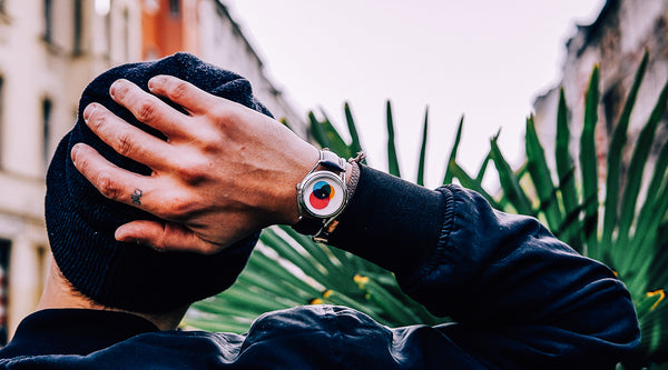 5 colourful watches to brighten up your January