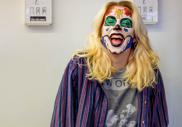 How to have the Last Laugh with your look for Halloween