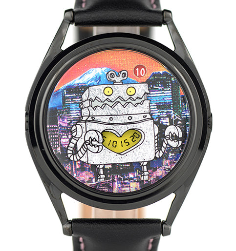 Robotto Shi limited edition watch