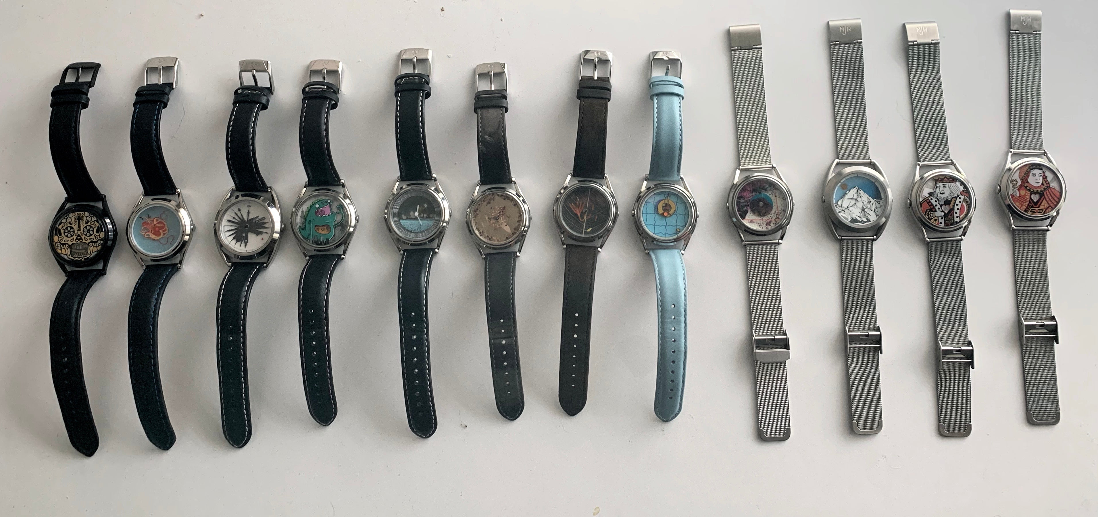 Mr Jones Watches collection