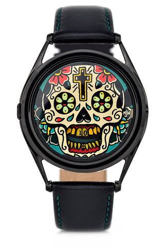 Last Laugh Tattoo watch