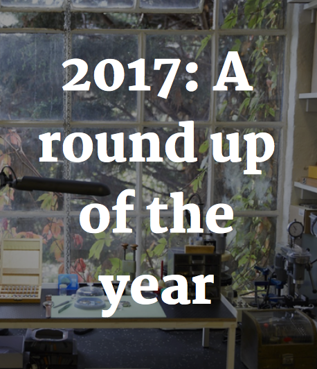 2017: A round up of the year