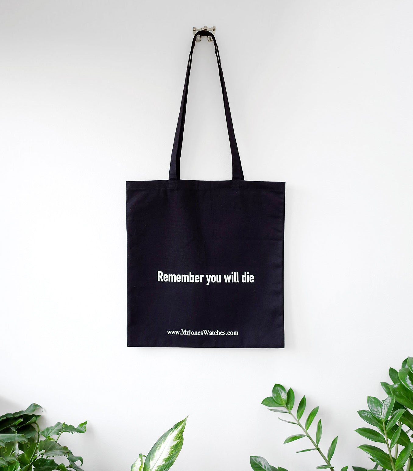 Accurate tote bag