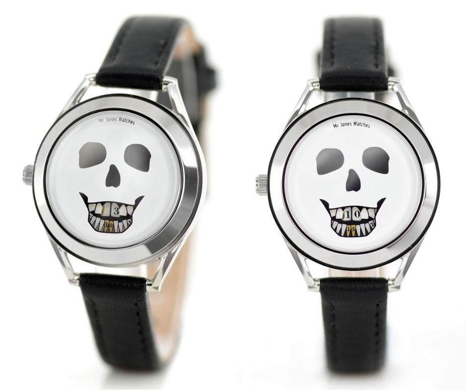 The Last Laugh Ladies by Mr Jones Watches, watches gift guide for her