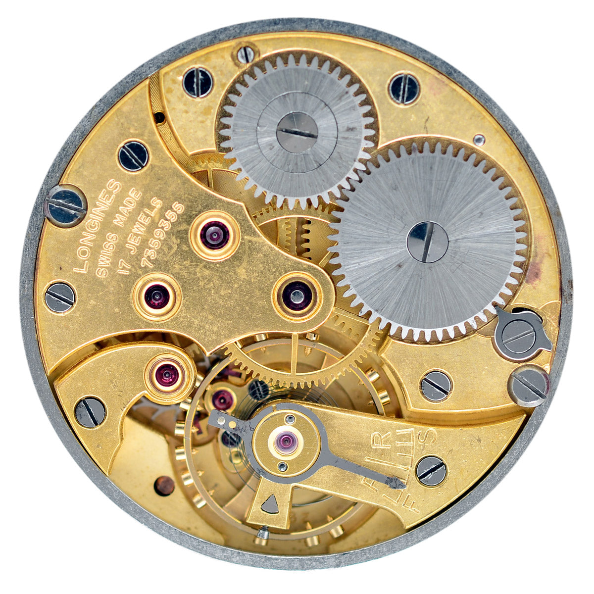 1940's vintage Longines movement