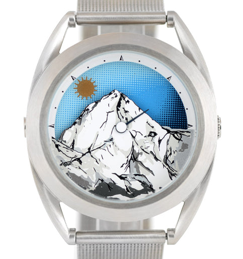 The Wanderlust watch