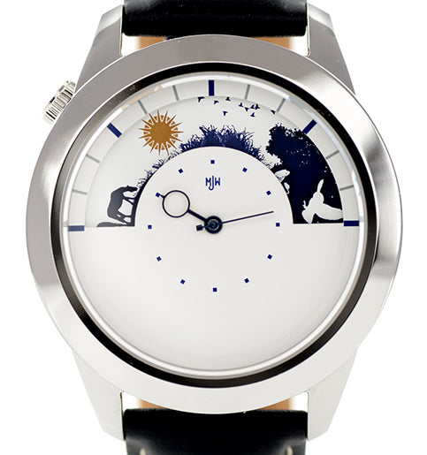 Sun and Moon XL watch