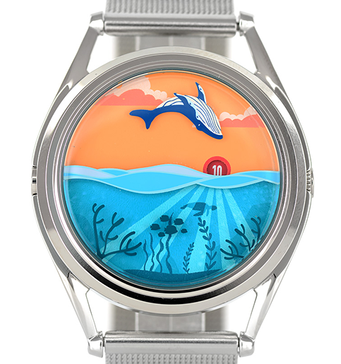 Mare Adesso limited edition watch
