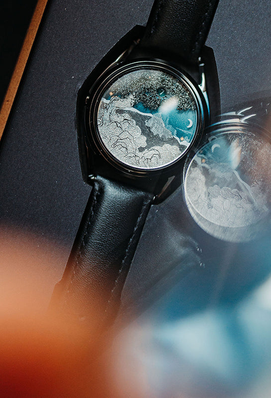 Unique and unusual watches from London | Mr Jones Watches
