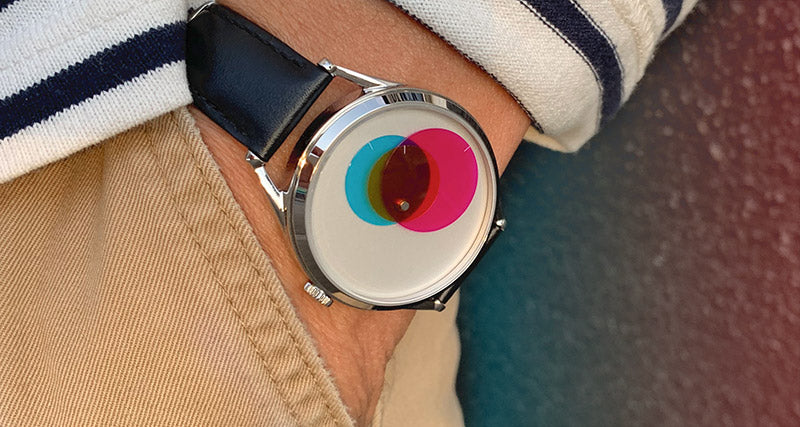 Colour Venn watch