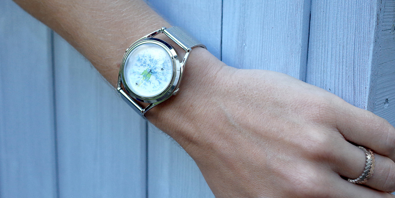 Blowball unisex watch