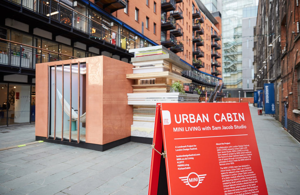 Oxo Tower Urban cabin