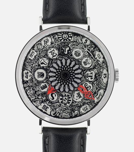 Unique watches from london mr jones watches design collaborations gumiabroncs Images