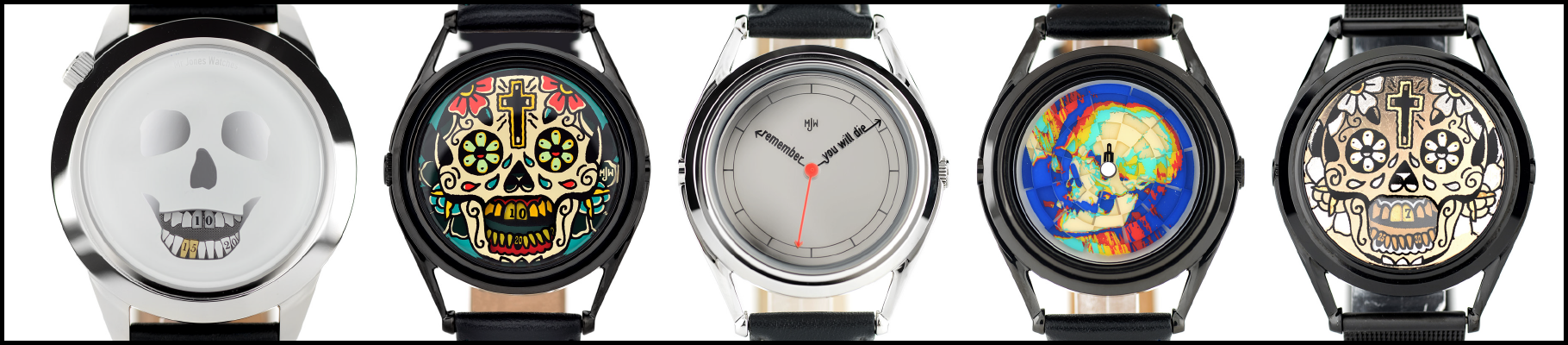memento mori watches