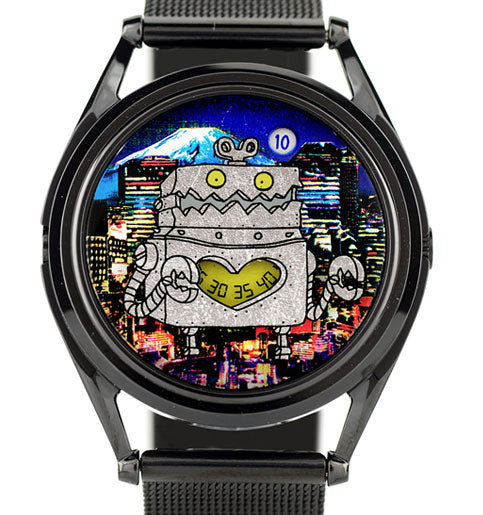 Robotto Shi permanent watch