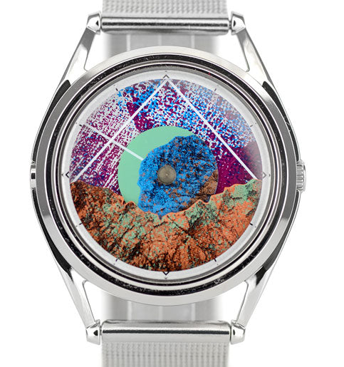Vertigo customised watch