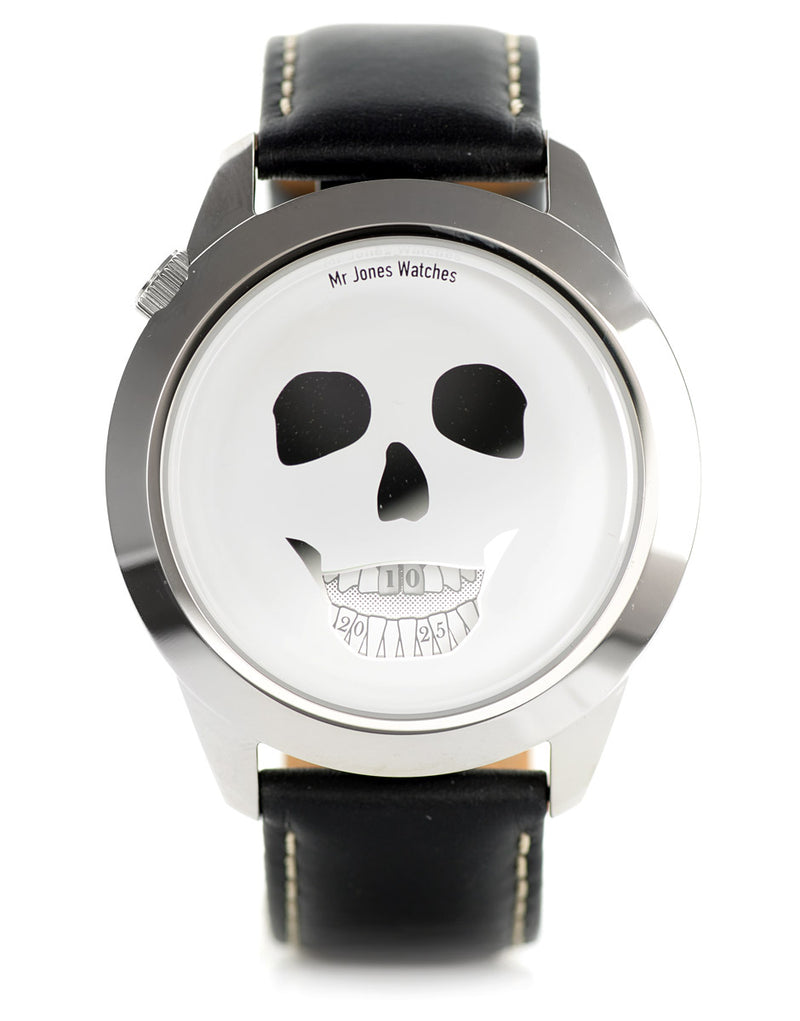 The Last Laugh XL watch - front facing view