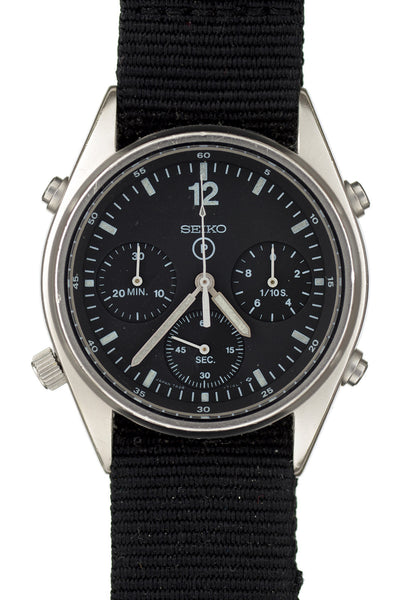 Seiko RAF issued chronograph
