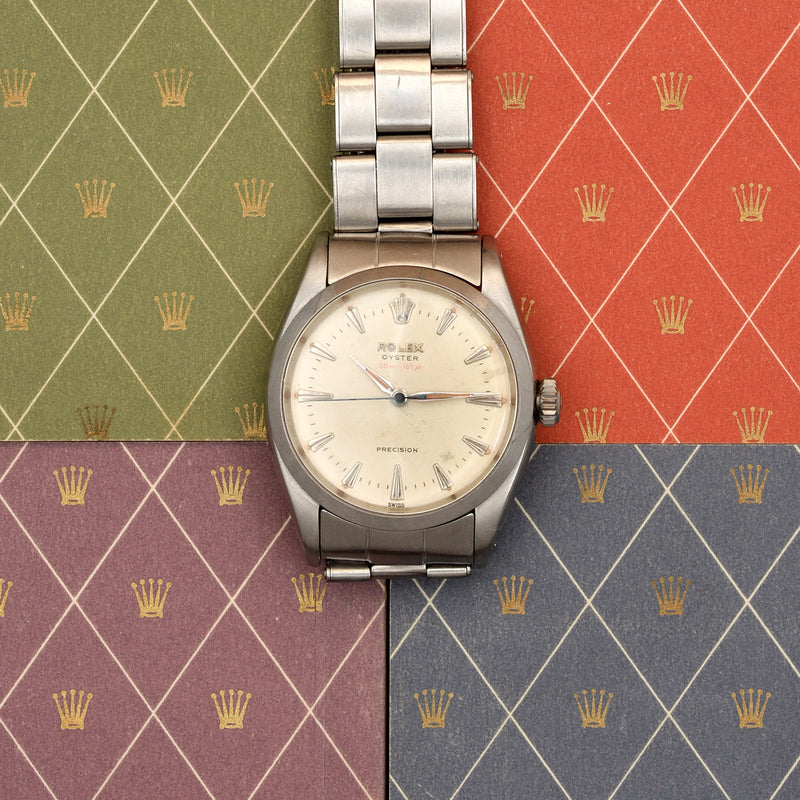 Rolex Oyster (1956)
