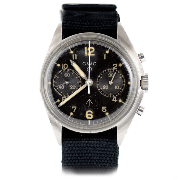 CWC Royal Navy chronograph (1980)
