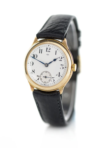 IWC early wristwatch