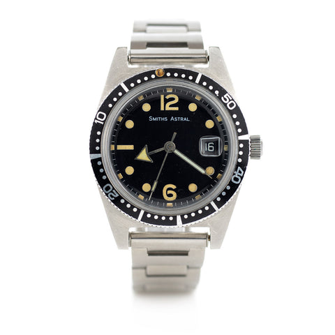 Smiths dive watch