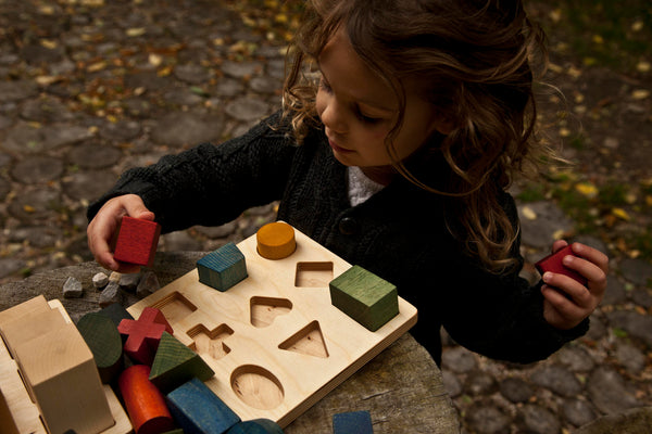 Wooden Story Toys For Children