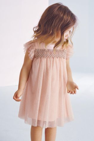 Childrens Christmas Party Dress