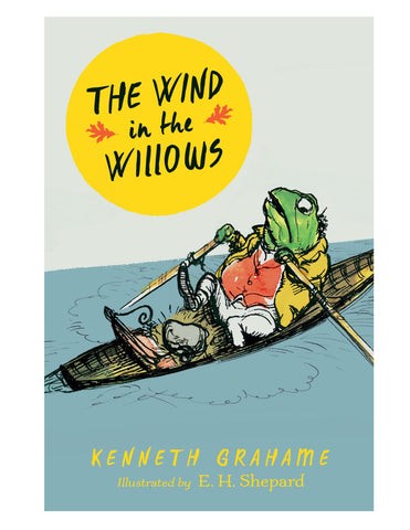 Wind in the Willows, hardback book, children's gift