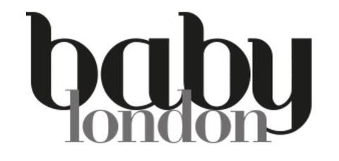 baby London Magazine Logo | Roses and the Stars