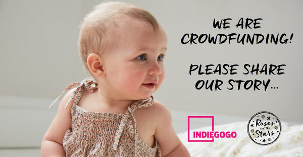 We're Crowdfunding - Help us in our mission