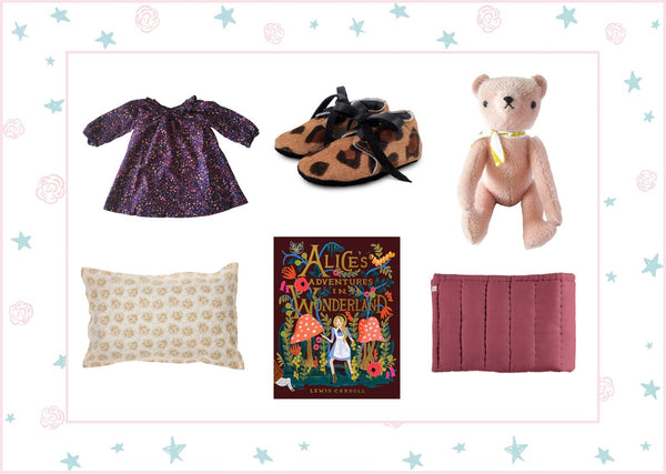 Girls Christmas Presents at Roses and the Stars, Nostalgic and Sustainable gifts