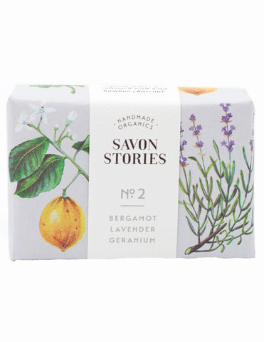 Savon Stories, Bergamot, Lavender, Geranium soap bar, pregnancy beauty products,