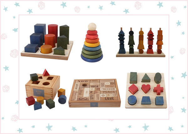 Wooden Story Christmas Toy Range