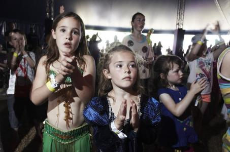 Children and Music Festivals, Camp Bestival