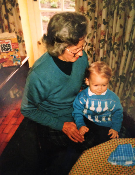 Super Granny - the role of grandparents as childminders