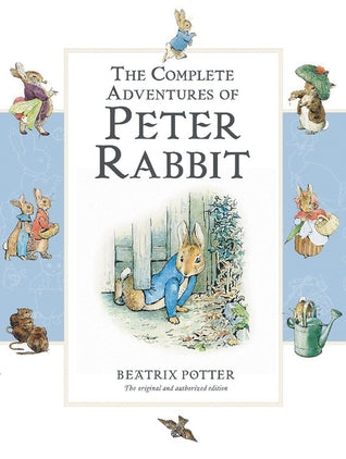 Peter Rabbit - children and reading