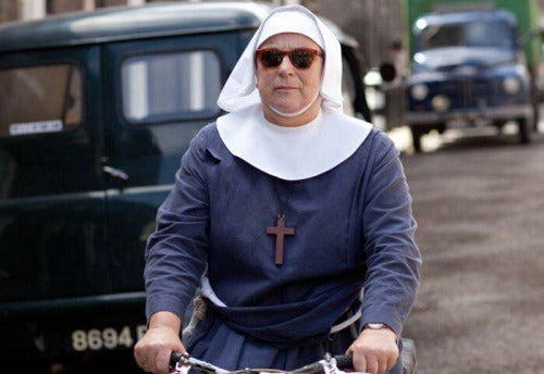 Sister Evangelina, call the midwife