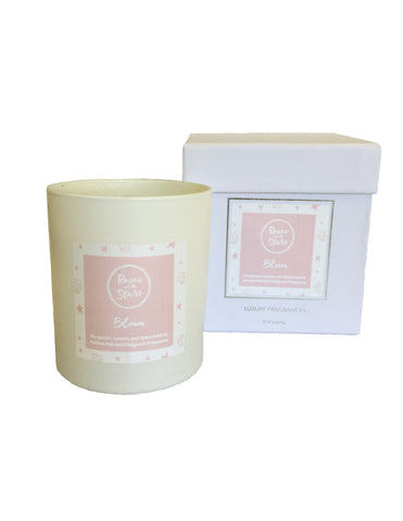 Roses and the Stars, scented candle for pregnancy