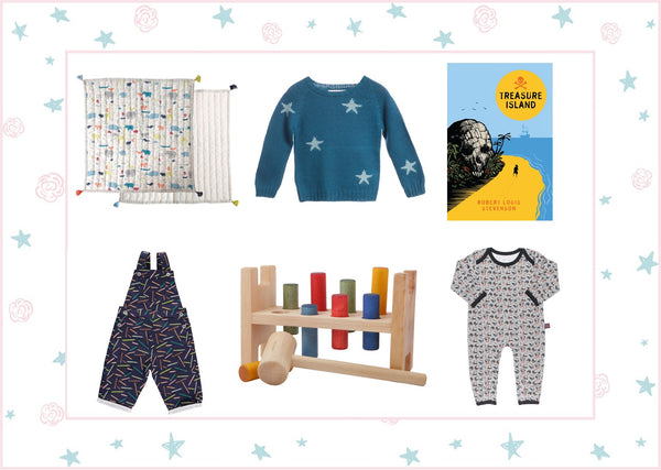 Christmas Gifts for baby boys this Christmas at Roses and the Stars