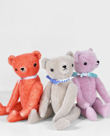 Polka Dot Teddy Bears at Roses and the Stars
