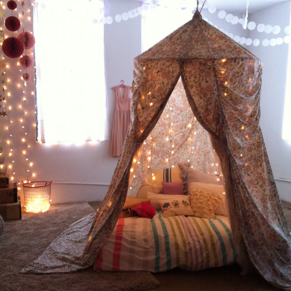 Beautiful children's dens