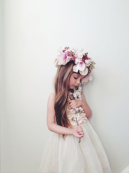 flower girl fashion