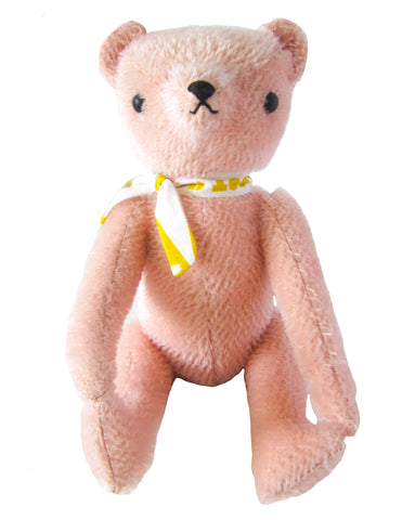 Polka Dot Club classic bear, pink